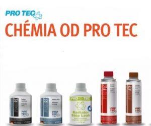 Chémia od PRO TEC novo u TROSTu