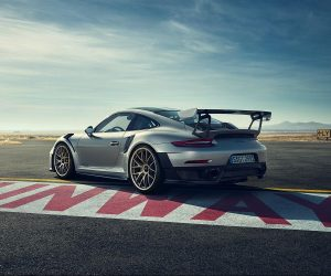Porsche schválilo pneumatiky Dunlop Sport Maxx Race 2 pre nový model