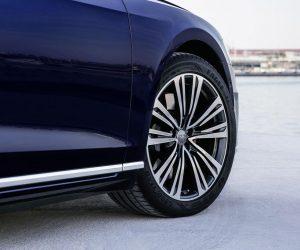 Nové Audi A8 bude jazdiť na originálnych pneumatikách Goodyear