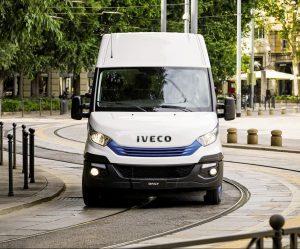 IVECO Daily Blue Power získalo ocenenie Medzinárodná dodávka roku 2018