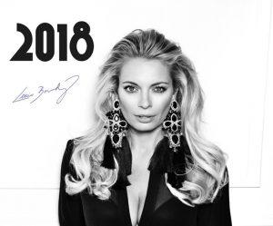 Kalendár Auto Kelly pre rok 2018