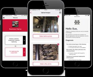 KYB predstavuje novú inovatívnu aplikáciu