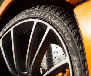 Pirelli a McLaren spolupracujú na zimných pneumatikách