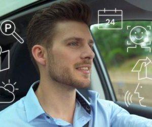 Bosch umiestnil hlasového asistenta za volant