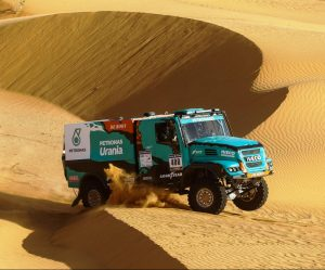 IVECO v kategórii nákladných vozidiel potvrdilo dominanciu vozidiel IVECO v pretekoch Africa Eco Race 2018