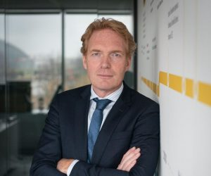 Maurits Binnendijk bol menovaný do vysokých funkcií spoločnosti Tenneco