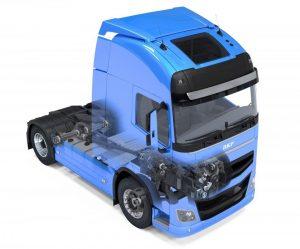 SKF rozširuje ponuku pre úžitkové vozidlá o nový rad vodných čerpadiel