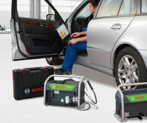 Novinky Bosch v oblasti emisných prístrojov pre stanice emisných kontrol