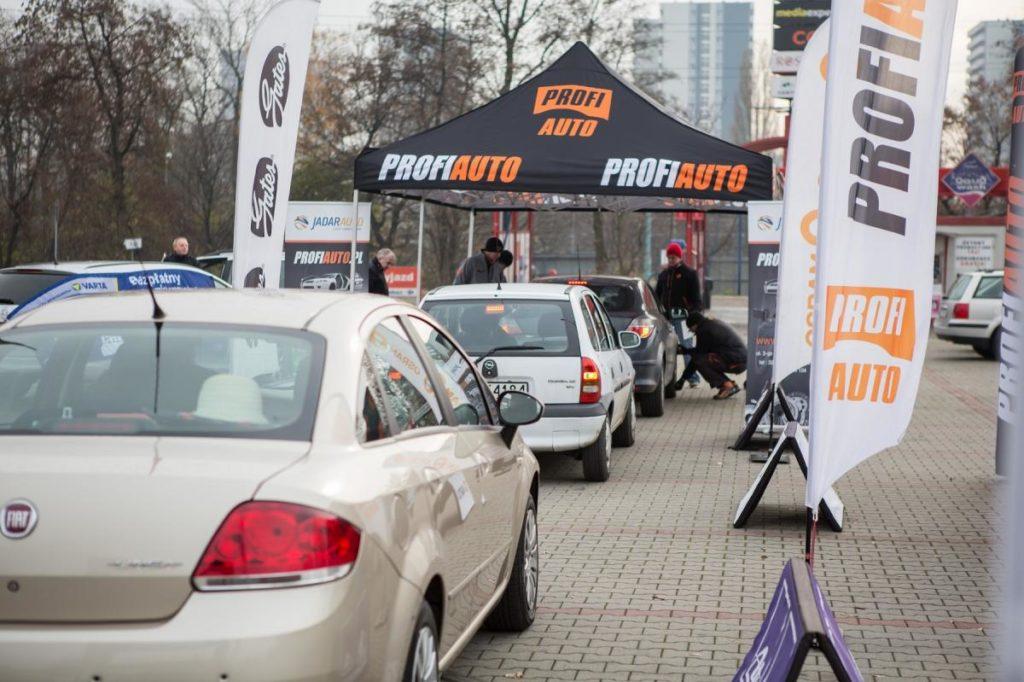 Bezplatná kontrola vozidiel PitStop od ProfiAuto