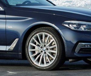Pneumatiky Goodyear a Dunlop schválené ako originálna výbava modelu BMW radu 5