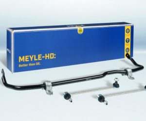 Servisné riešenia so stabilizátorom a vzperami v MEYLE HD kvalite
