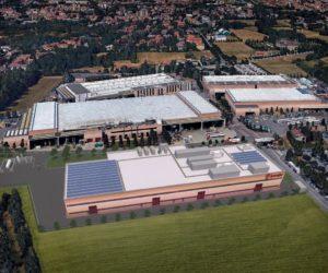 Nová továreň Brembo na uhlíkové vlákna