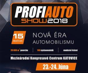 XV. ročník veľtrhu ProfiAuto Show