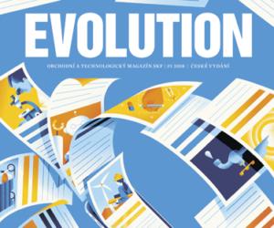Vyšlo nové číslo magazínu spoločnosti SKF – Evolution 1.2018
