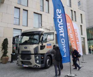 Ford Trucks oficiálne vstupuje na slovenský trh