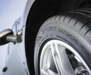 Nový rad pneumatík Sport Maxx RT 2 SUV
