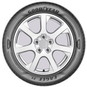 Vysoko výkonné (UHP) pneumatiky skracujú brzdnú dráhu SUV