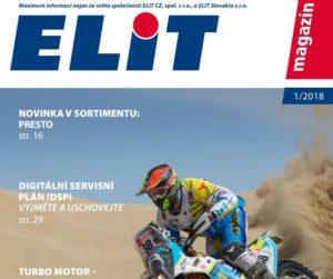 ELIT magazín 1/2018