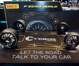 Nové technológie a služby Pirelli