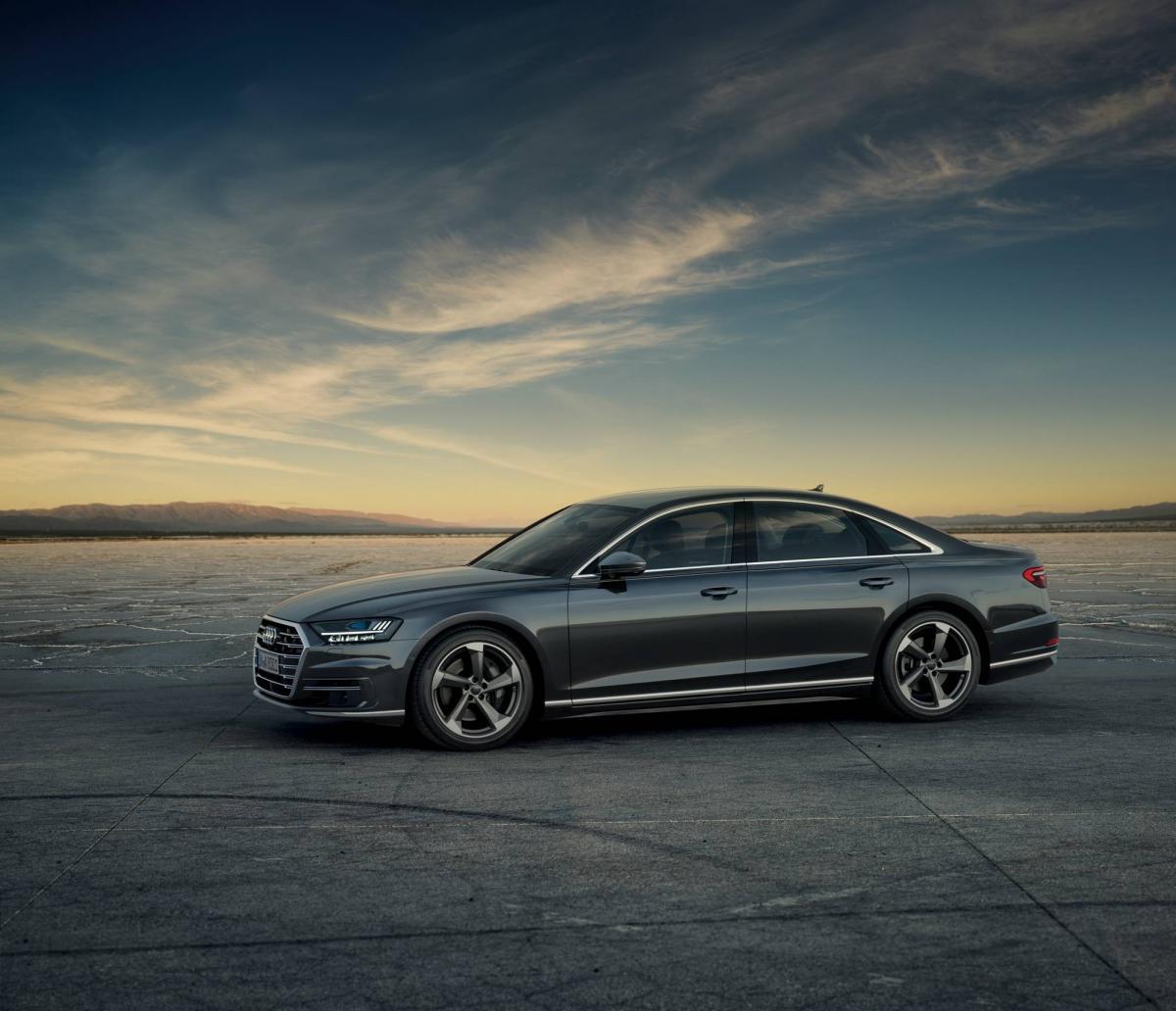 Výrobce vozů Audise spoléhá na odborné znalosti společnosti Osram Opto Semiconductors v předním osvětlení své nové vlajkové lodi