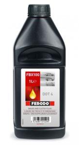 Brzdová kapalina Ferodo DOT4