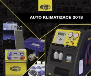 Nové katalógy klimatizácie Magneti Marelli 2018