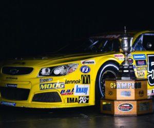 MOOG opäť dodáva pre európsky seriál pretekov NASCAR