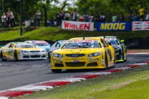 MOOG opět oficiálním dodavatelem dílů pro evropský seriál závodů NASCAR