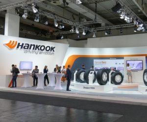 Hankook posilňuje svoju pozíciu v segmente pneumatík pre nákladné vozidlá. Predstaví sa na veľtrhu IAA 2018