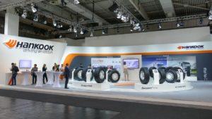 Hankook je významným dodavatelem pneumatik do výroby autobusů, a proto představí další přírůstky v produktovém portfoliu pro autobusy se zaměřením na budoucí trendy