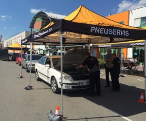 BestDrive RoadShow 2018 mieri do slovenských a českých miest