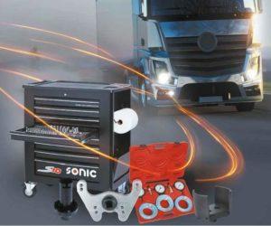 Inter Cars má nový katalóg vybavenia autoservisov pre nákladné automobily
