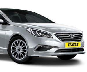 Textar vie brzdové doštičky na nový Hyundai Sonata a iné