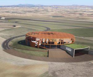 Nové technologické centrum firmy Nokian umožní testovať pneumatiky až do rýchlosti 300 km/h