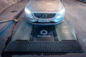 Služba SnapSkan od Nokian Tyres se rozšiřuje na mezinárodní úrovni