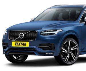 Textar vie brzdové doštičky na nové Volvo XC60