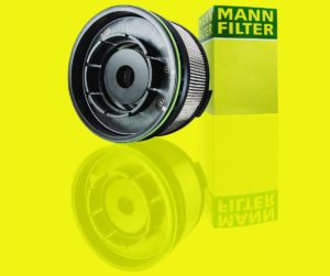 Montážny video návod palivového filtra MANN pre vozidlá Mercedes