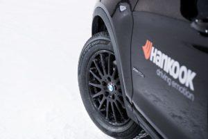 Hankook nově dodává letní a zimní pneumatiky do vozů BMW X3