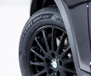 Hankook novo dodáva letné a zimné pneumatiky pre vozidlá BMW X3
