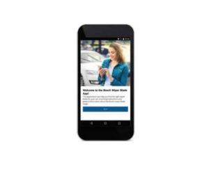 Nájdite správny stierač Bosch, online a mobilne