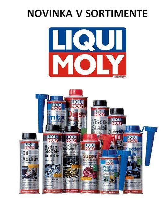 Liqui Moly - novinka u firmy Auto Pela