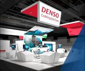 Prelomové produkty DENSO na veľtrhu Automechanika 2018