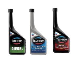 Palivové aditíva TECHRON novo v Inter Cars
