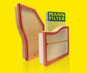 Flexibilné vzduchové filtre MANN-FILTER Flexline