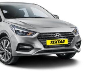 Textar vie brzdové doštičky na nové vozidlo Hyundai Accent