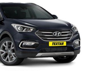 Textar vyrába brzdové doštičky pre nový Hyundai Santa Fe