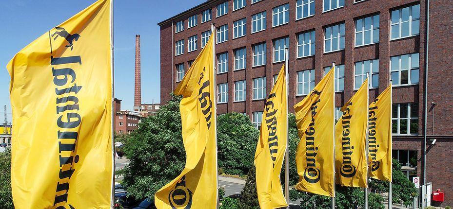 Centrála spoločnosti Continental