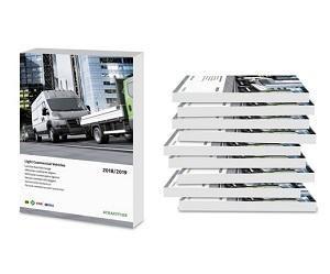 Prvý komplexný katalóg firmy Schaeffler pre ľahké úžitkové vozidlá