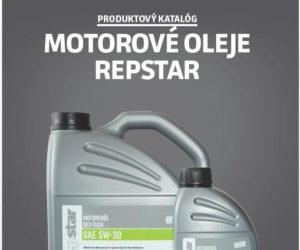 Katalóg motorových olejov Repstar