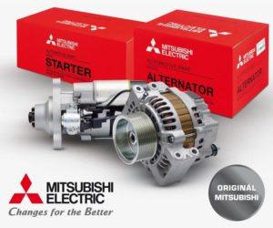 Alternátory a štartéry Mitsubishi novo u firmy Allstar